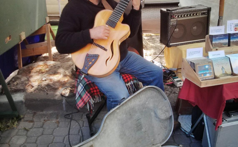 Cary Lewincamp - Salamanca Saturday