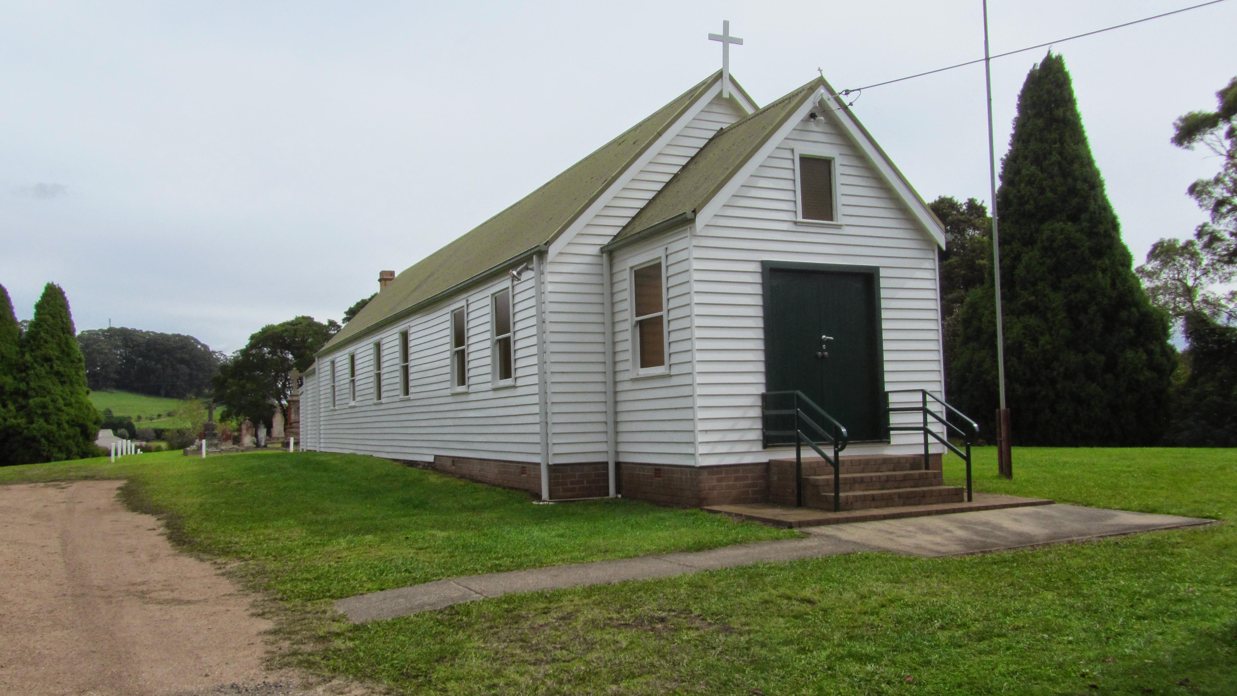 Burrawang Catholic Church