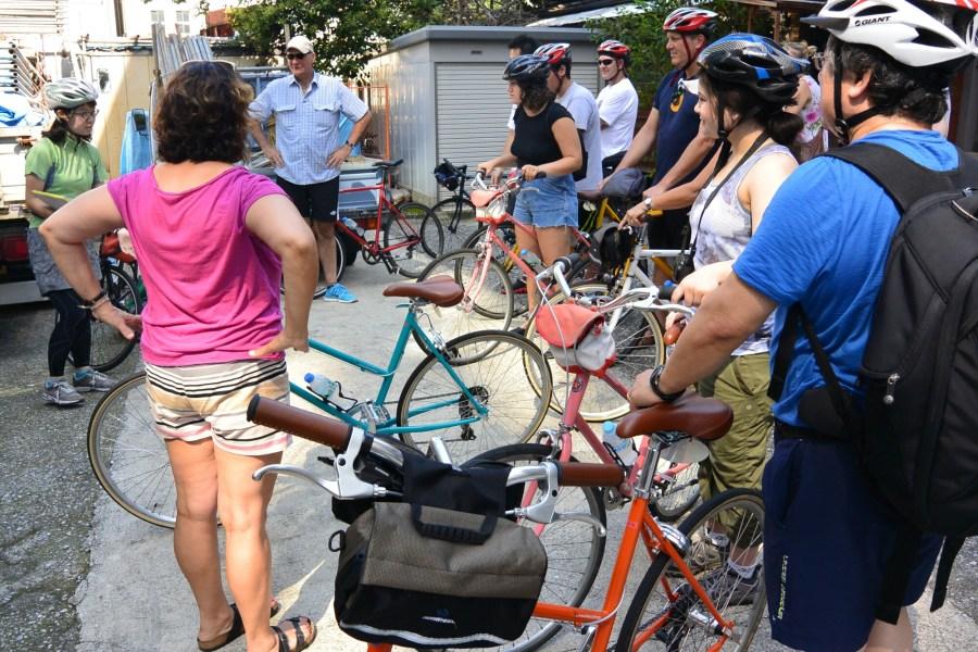 Tokyo Cycle Tour