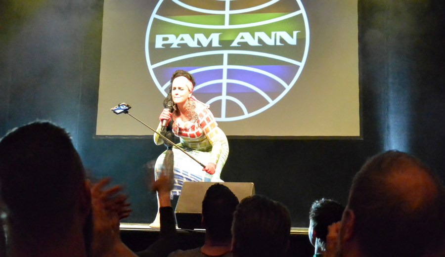 Pam Ann at Stockholm's Södra Teatern