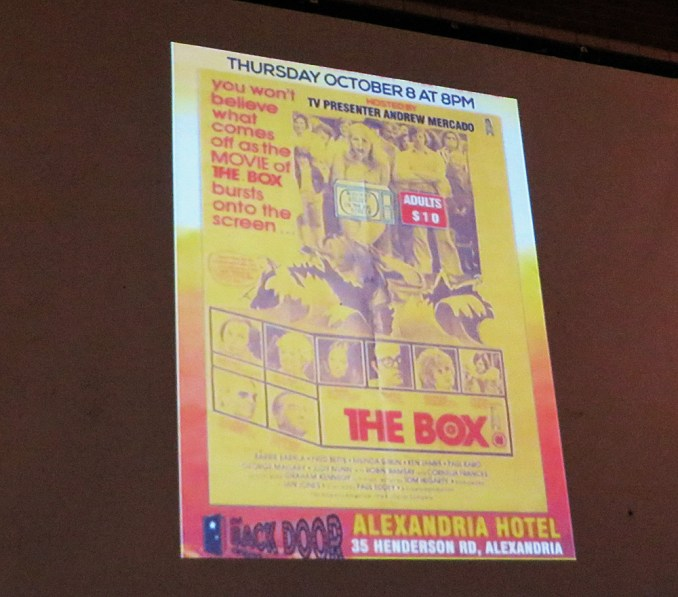 Screening of The Box