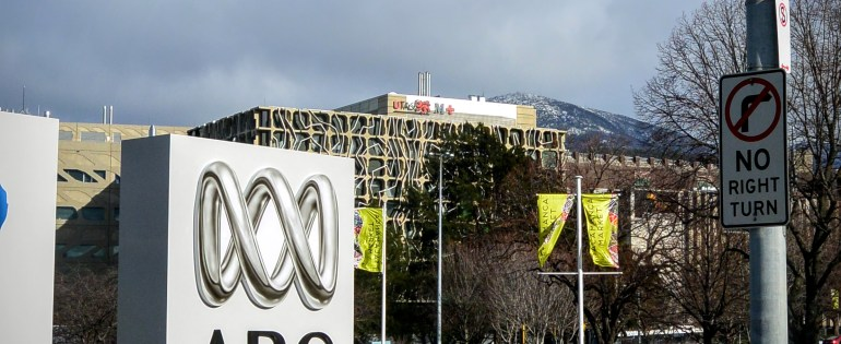 While I was in Hobart, it actually snowed on Mount Wellington.