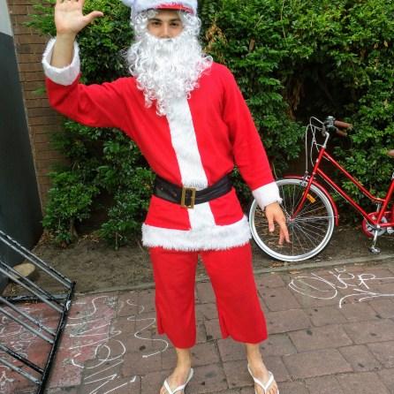 Surry Hills Santa
