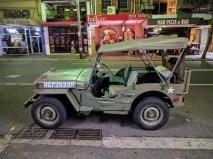 Crown Street Jeep