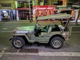 Crown Street Jeep