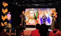Eurovision Party by Gay4Play at Sydney's Oxford Art Factory