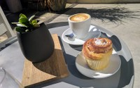 Kanelbullar at Koket Cafe in Paddington, Sydney