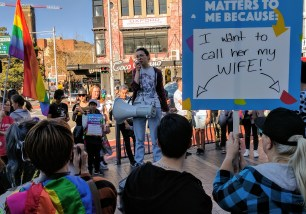 Marriage Equality Rally - Sydney 4