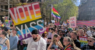 Sydney's Marriage Equality Rally 2