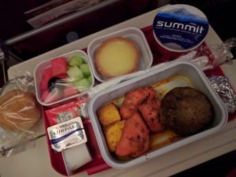 Air India Food