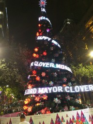 Happy New Year from Clover Moore