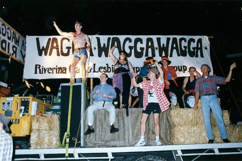Wagga Wagga Float