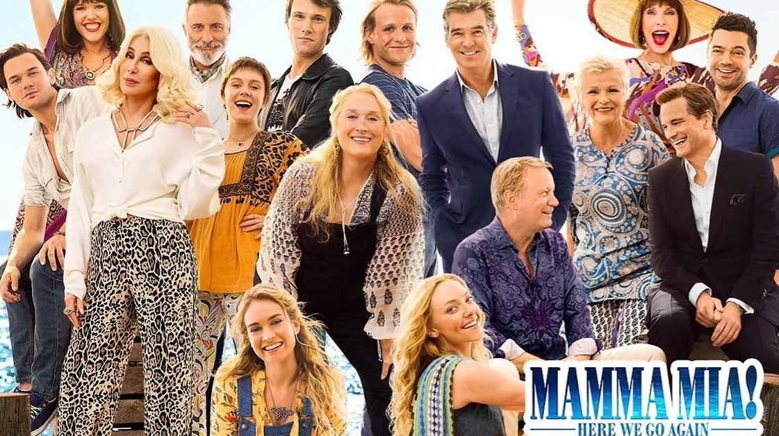 Mamma Mia : Here We Go Again