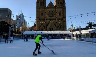 Sydney Skating Rink