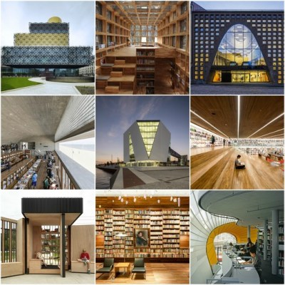 LibraryCollage