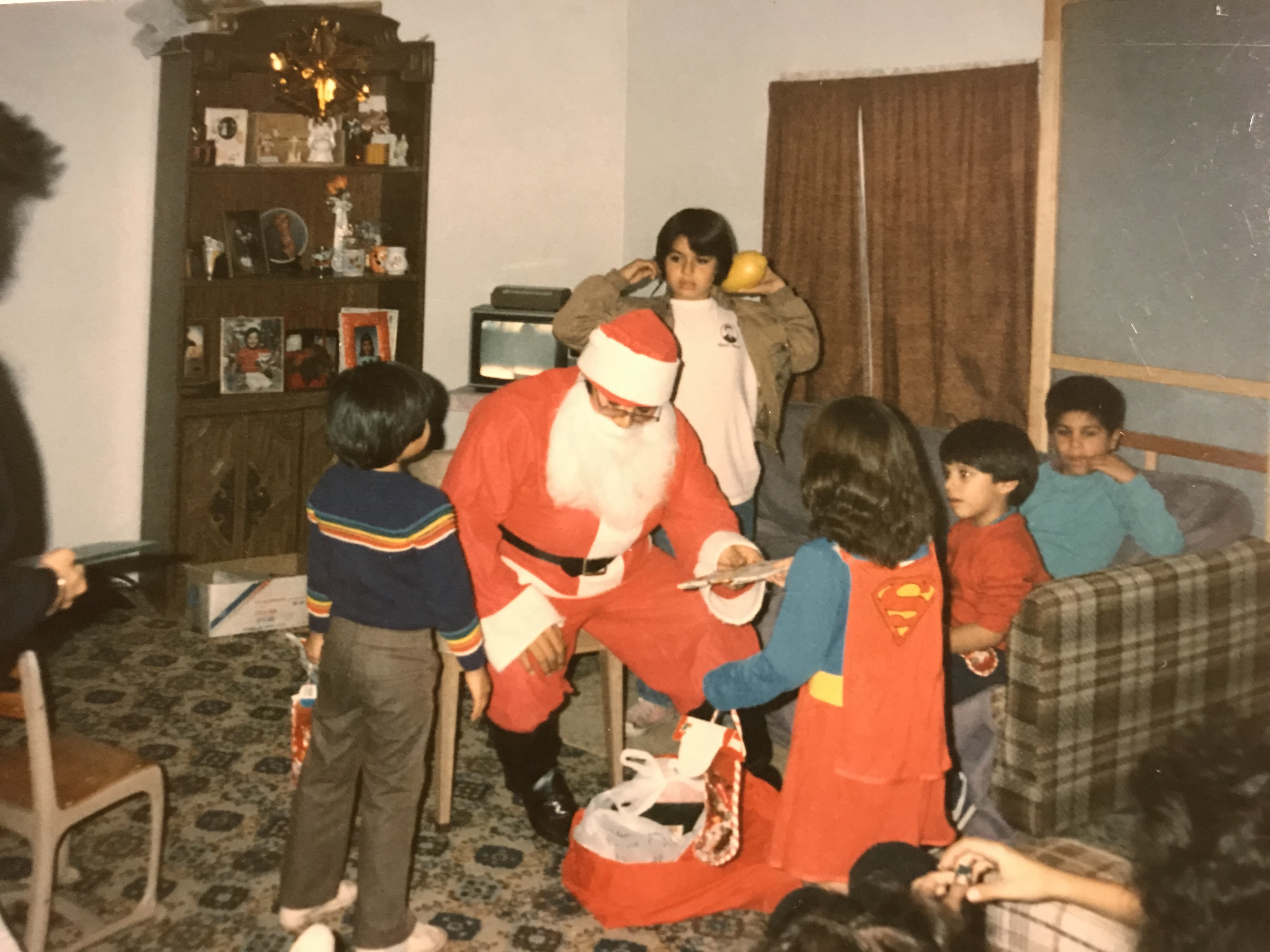 One Christmas Eve (around 8 Years Old), I Asked My Mom If Jesus And Santa  Were Friends, She Said, U201cyes, They Are Close Friends.u201d That Night I Was  Going To ...