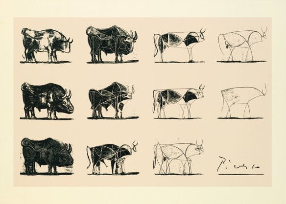 Picasso: The Bull