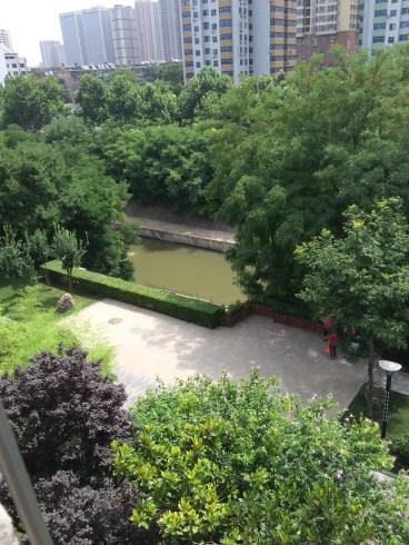 Xi'an City Walls Moat
