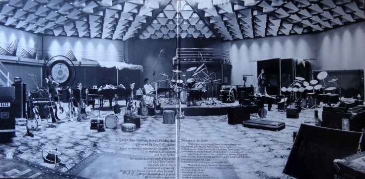 Queen Jazz gatefold