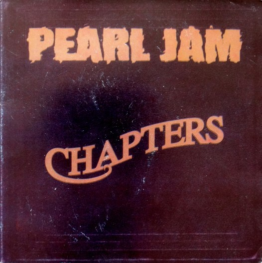 Pearl Jam Chapters front