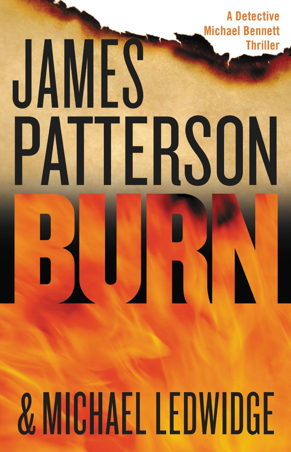 Image result for burn james patterson