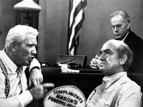 Drummond demolishing Brady in the movie