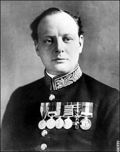 Churchill admiralty