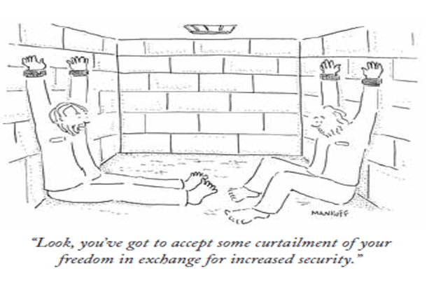 Increased Security