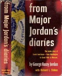 From Major Jordan's Diaries