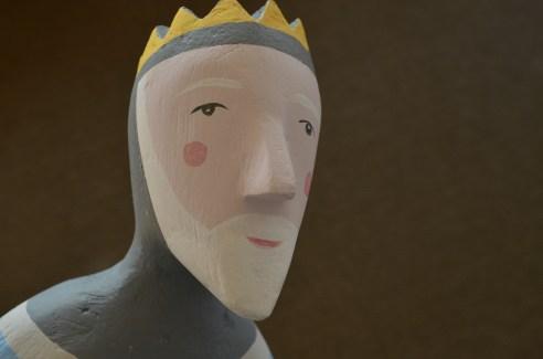 Henry II Detail