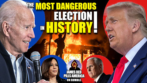 WILD! Be Prepared For The Most DANGEROUS Election In America History & HERE'S WHY!