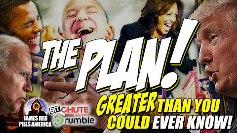 """EPIC! """"This Is The Plan: Its Greater Than We Could Ever Know!"""" - a Prophetic Warning To Joe Biden!"""