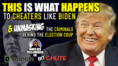 THIS Is What Happens To CHEATERS Like Biden! UNMASKING The CRIMINALS Behind Election Coup Attempt!