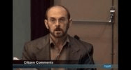 James Robert Deal lays down the law to Everett City Council 7-11-12