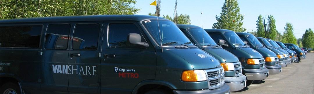 Flex-Van Door-to-Door Transit