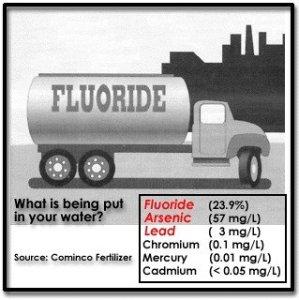 Fluoride Truck