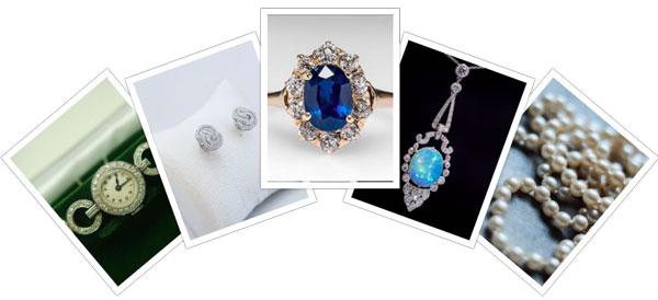 Five essential jewellery items