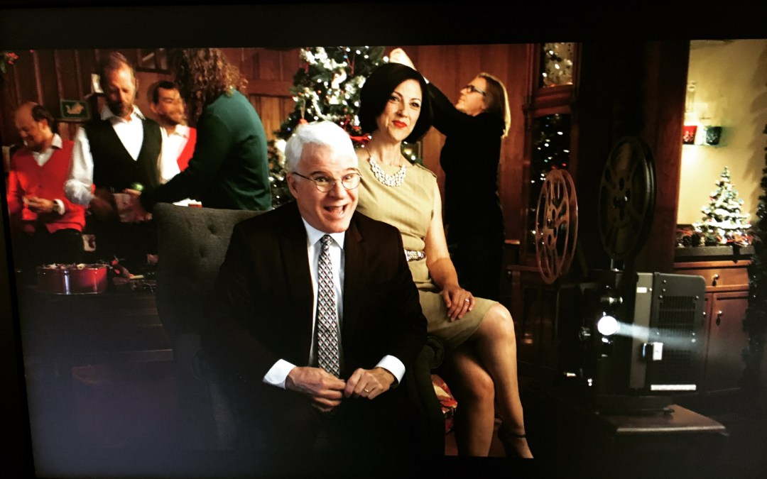 """Strangest Christmas Yet"" w/ Steve Martin Music Video Released"