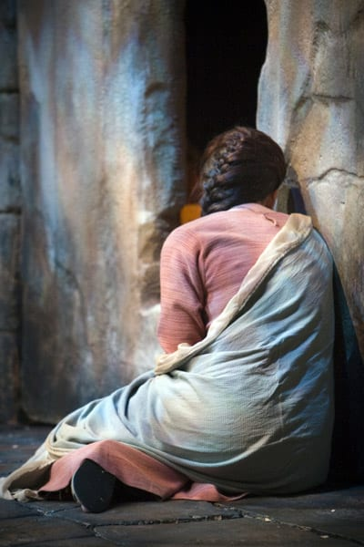 Mary Magdalene Alone at the Tomb