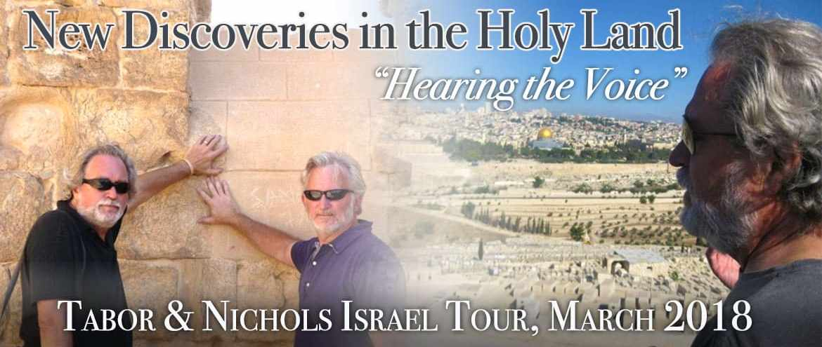 Israel March Tour 2018, Hearing the Voice