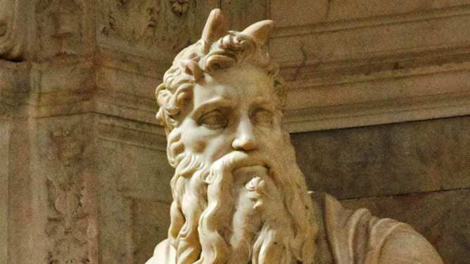 """What About a Moses with """"Horns""""–Was it More than a"""