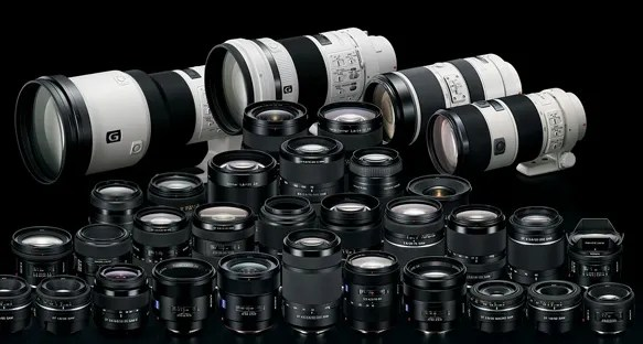 Sony A-Mount Lenses Image taken from: http://www.sony.com.sg/a-mount-lens/feature/945-Technology-For-Amount-Lenses/565069