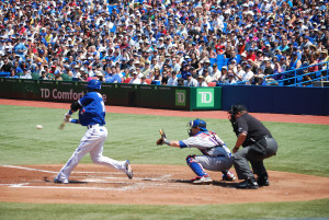 Bautista connects for a single