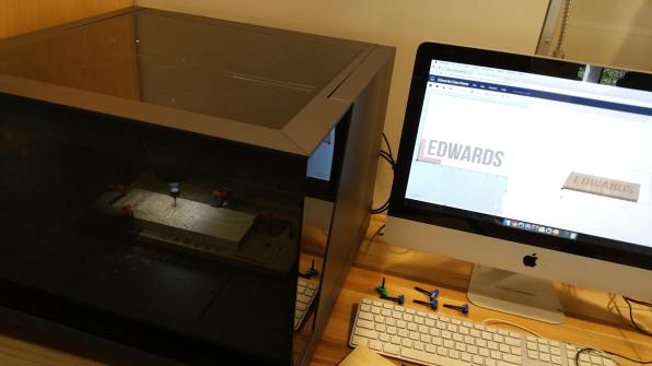 One of the Carvey stations in Studio(i).
