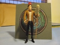Doctor Who made fezzes so cool they made it onto action figures.