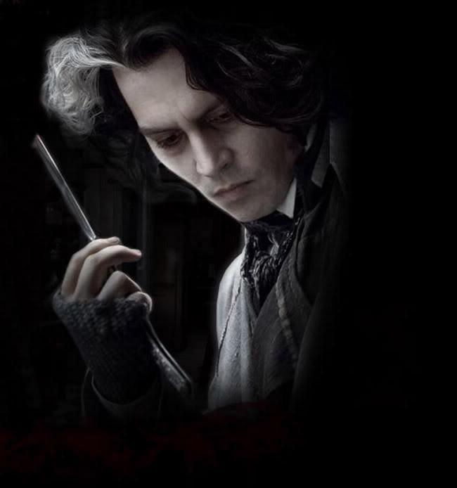 Johnny Depp Sweeney Todd Plot