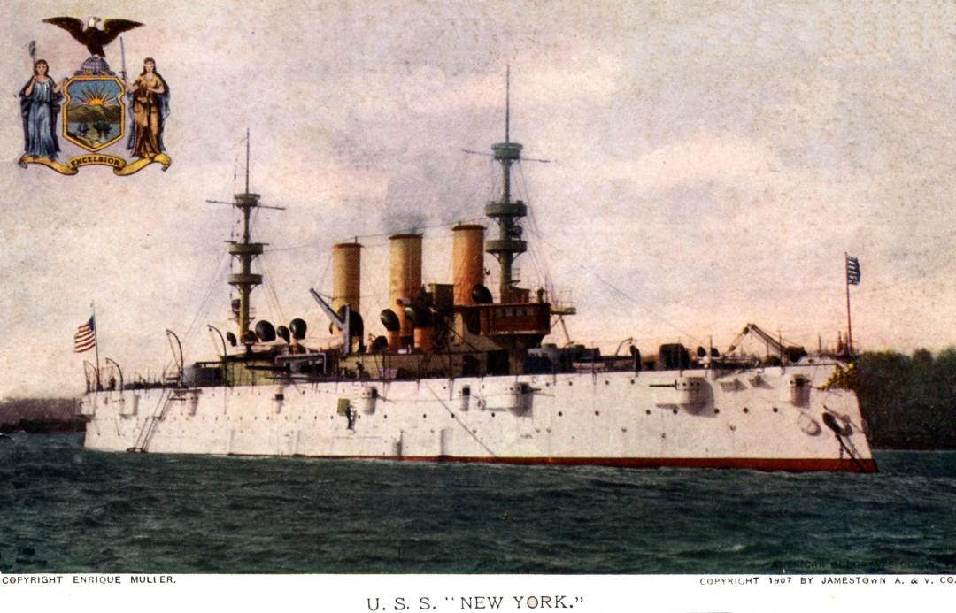 06PCJamestown Exposition00193 - USS New York copy