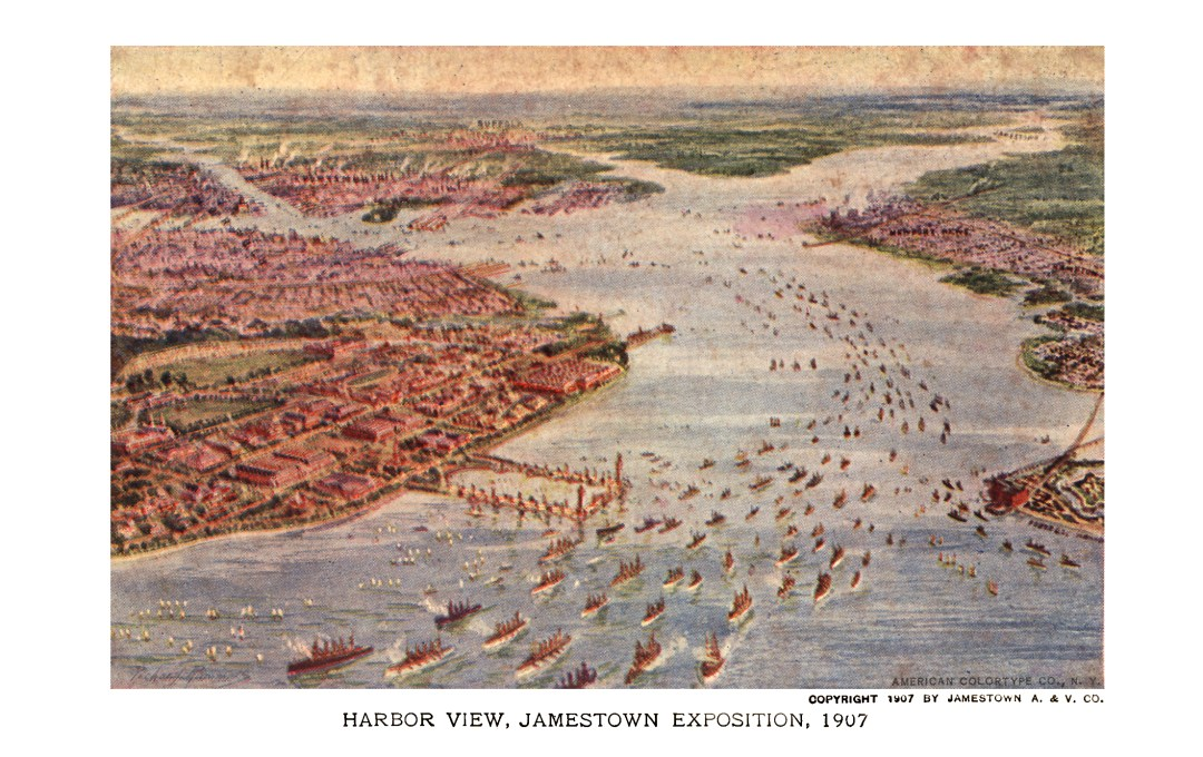 06PCJamestown Exposition00218 - Harbor View copy