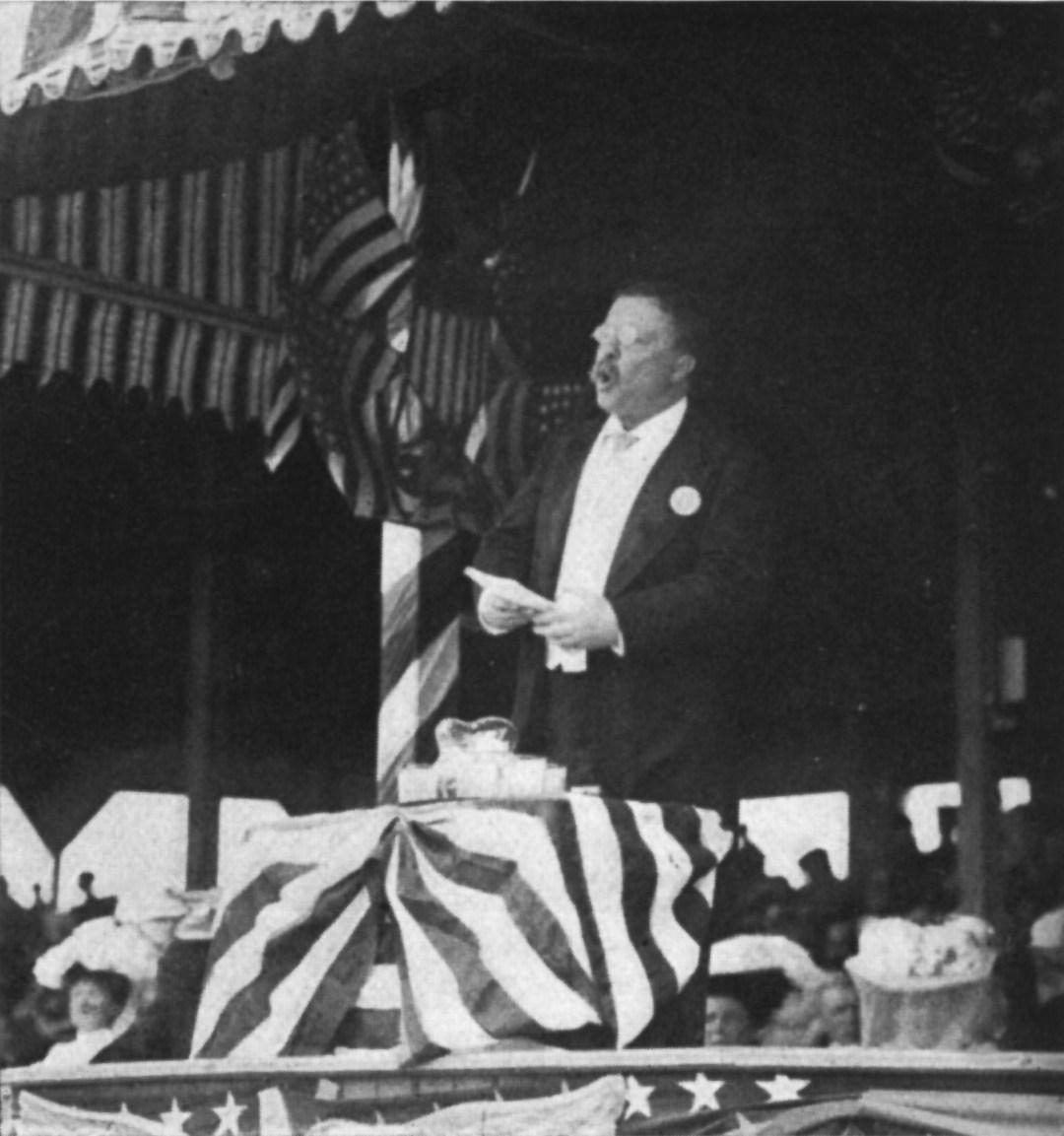 07MCJamestown Exposition00019PH - President Theodore Roosevelt copy