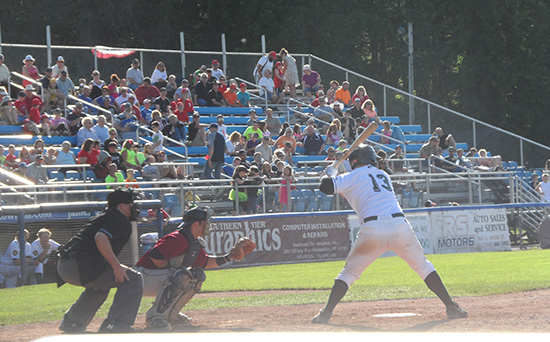 Photo by the Jamestown Jammers.